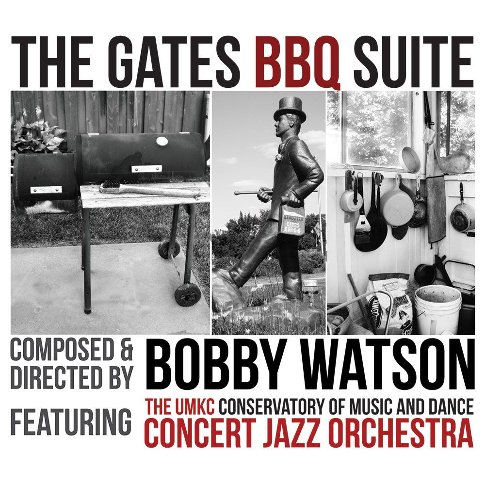 The Gates BBQ Suite front and back album Cover